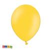 Palloncini Gialli Tinta Unita Biodegradabili 10 pz - Kadosa