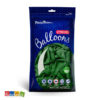 Palloncini Verde Scuro Tinta Unita Biodegradabili 10 pz - Kadosa